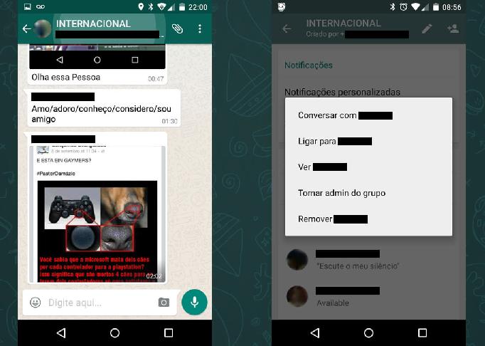 Conhecendo o WhatsApp – Dicas Uteis1