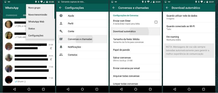 Conhecendo o WhatsApp – Dicas Uteis2