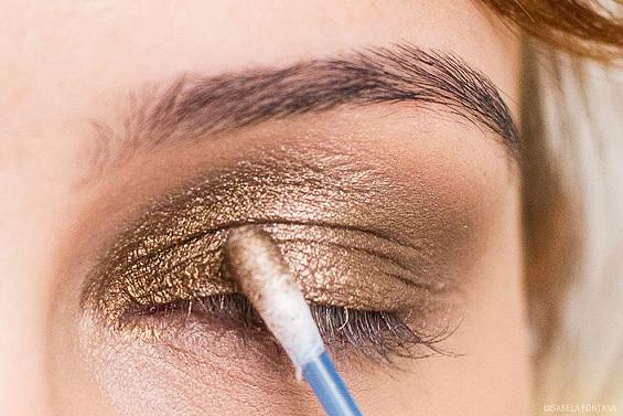 Cotonete na Maquiagem ;Dicas Como Usar