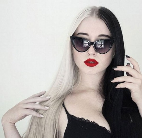 Moda Split Hair – Modelos e Dicas