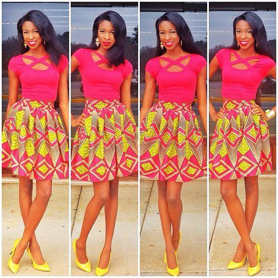 Modelos Roupas Africanas Como Usar