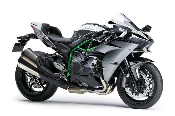 Moto Kawasaki Ninja H2 -
