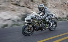 Moto Kawasaki Ninja H2 – Lançamento 2016