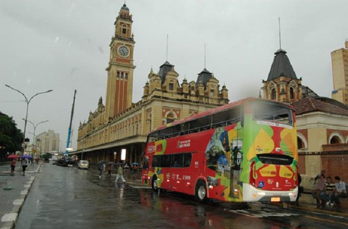 Onibus de Turismo Em São Paulo – Horário e Itinerário