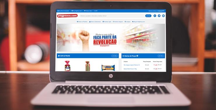 PagPouco Ajuda Economizar no Mercado – Aplicativo