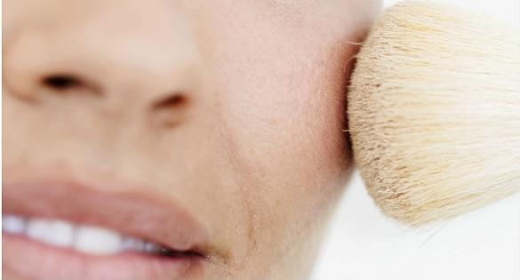 Poros Dilatados - Como Disfarçar Com po