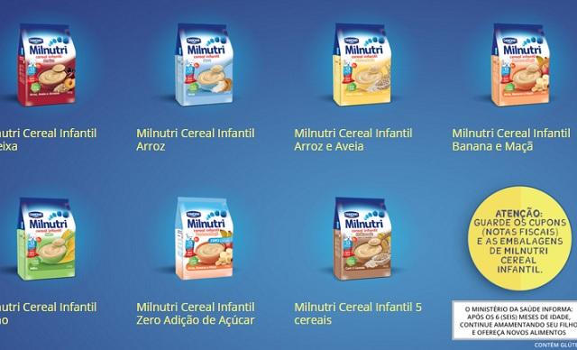 Promoção Danone Milnutri Escolinha Garantida – Como Participar