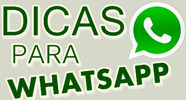 Utilizar o WhatsApp – Dicas Uteis