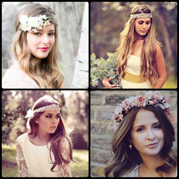 Vestidos Hippie Chic Para Casamento praia