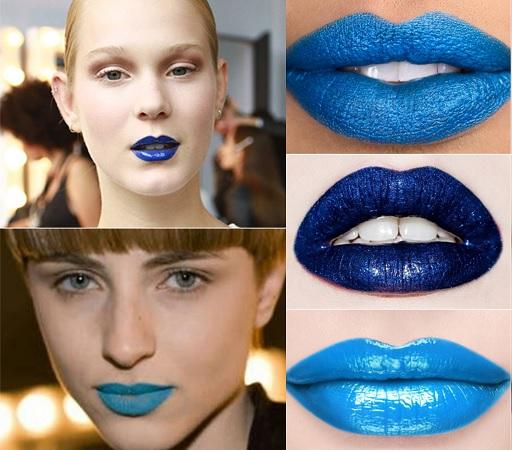 Batom Azul -