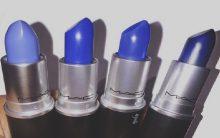 Batom Azul – Moda Como Usar