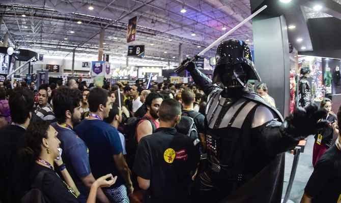 CCXP Comic Com Experience 2016 – Ingresso