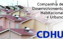 CDHU Abertas Inscrições 2016- Como Fazer
