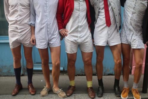 Camisa Cueca Moda na França - Modelos