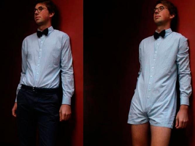 Camisa Cueca Moda na França - m