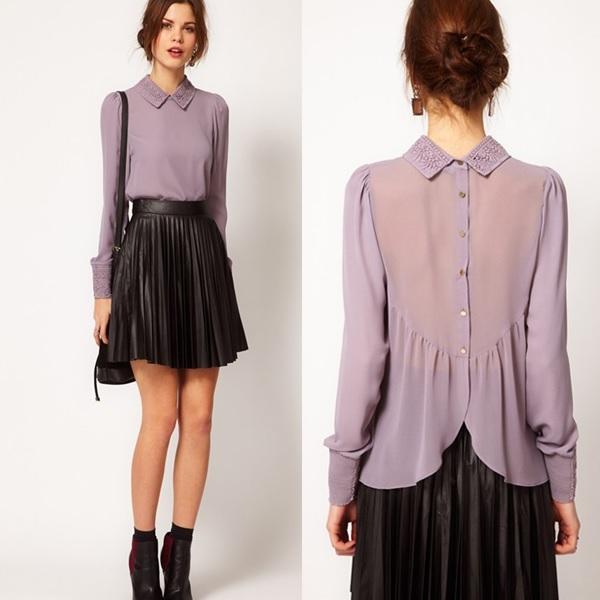 Camisa Moda ao Contrario -