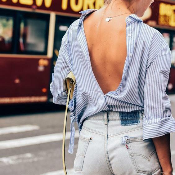 Camisa Moda ao Contrario - Dicas