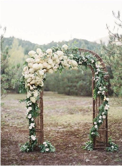 Casamento na Floresta -arco