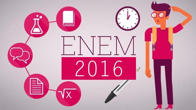 ENEM 2016 -