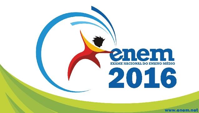 ENEM 2016 – Novidades