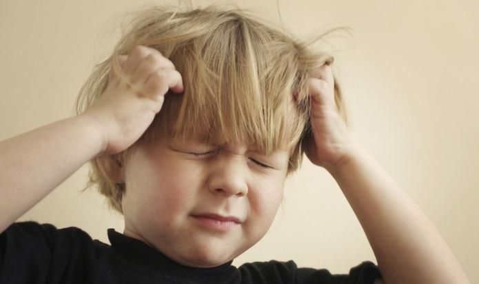 Estresse Infantil  Sintomas e Tratamento