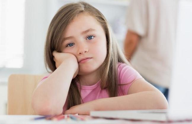 Estresse Infantil  Sintomas e