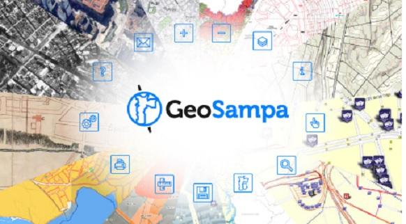 Imobiliário Fiscal do IPTU - Cadastro Portal Geosampa