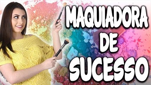 Maquiadora de Sucesso Curso Online