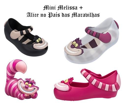 Mini Melissa Alice – Nova Coleção