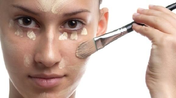 Pele Oleosa - Cuidados e Como maquiagem