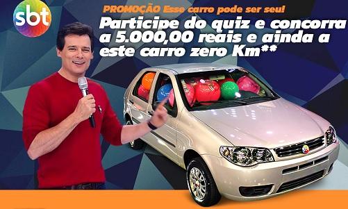 Promoção SBT Portiolli Esse Carro Podes