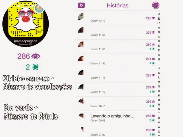 Snapchat - Novidades chat