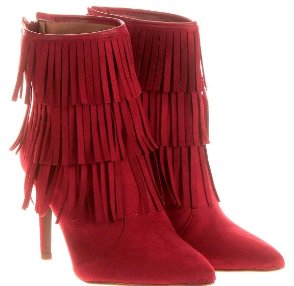 Vizzano Sapatos Femininos - bota  Inverno