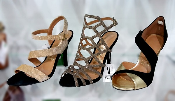 Vizzano Sapatos Femininos - noiva
