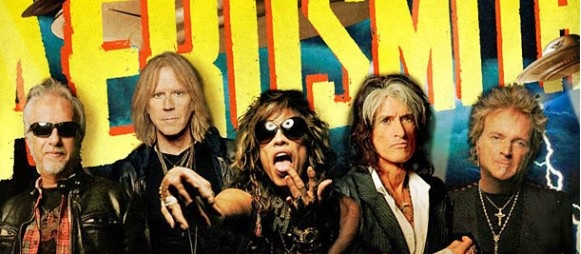 Aerosmith Show 2016.