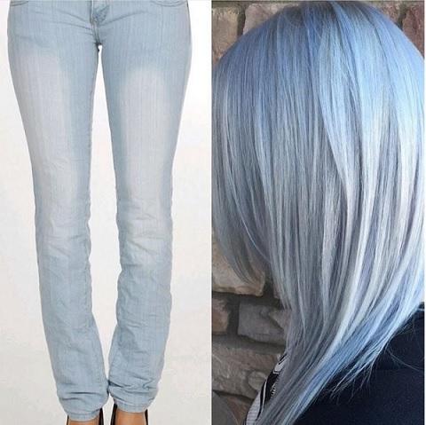 Cabelo Denim Hair –