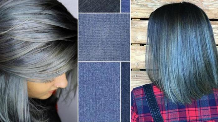 Cabelo Denim Hair -