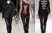 Calça de Couro Feminina – Modelos e Como Usar