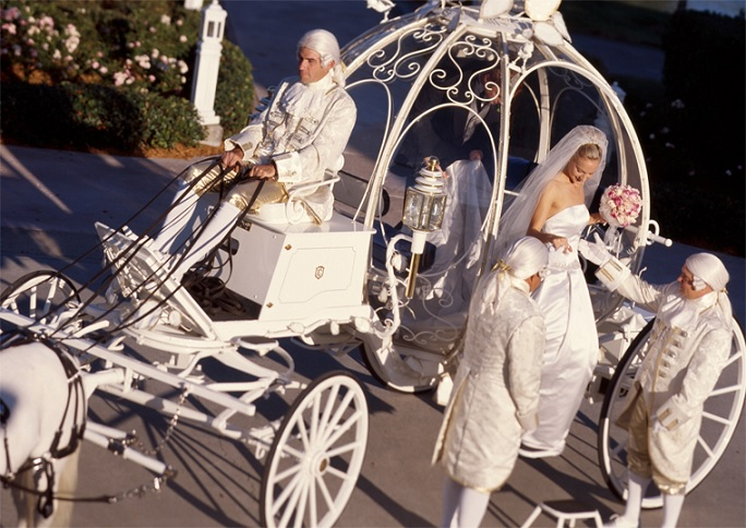 Casamento Castelo da Cinderela Novidade Disney