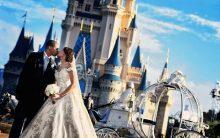 Casamento Castelo da Cinderela – Novidade Disney