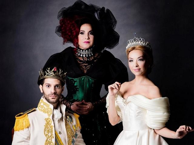 Cinderela O Musical 2016 - I