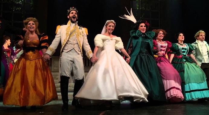 Cinderela O Musical 2016,