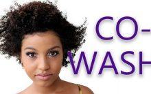 Co-Wash Nova Técnica de Lavar Cabelos – Como Fazer