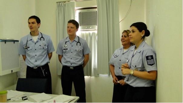 Concurso Aeronáutica Para Médicos - Inscrições