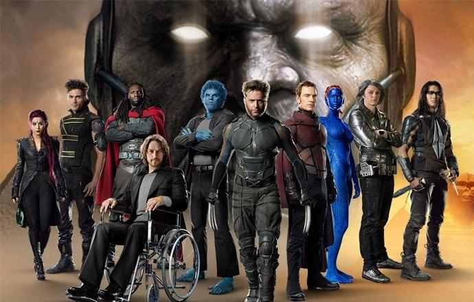 Estreia X-Men Apocalipse .