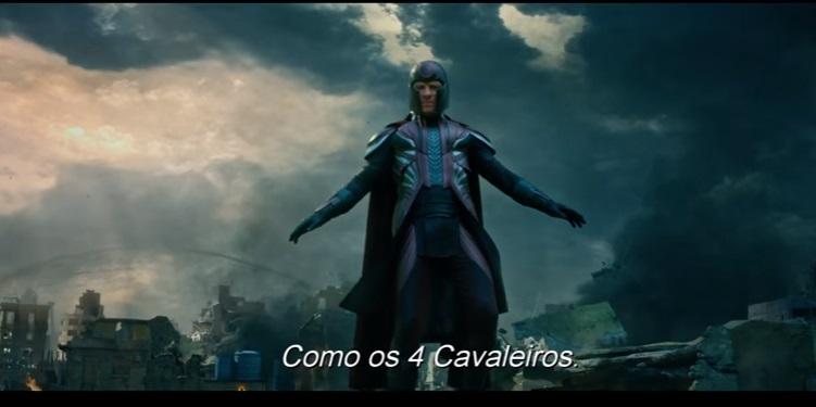 Estreia X-Men Apocalipse -