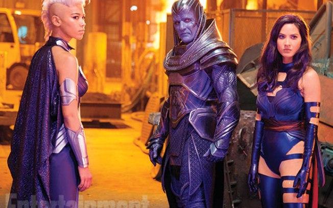 Estreia X-Men Apocalipse - Sinopse