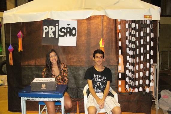 Festa Junina e Brincadeiras -cadeia