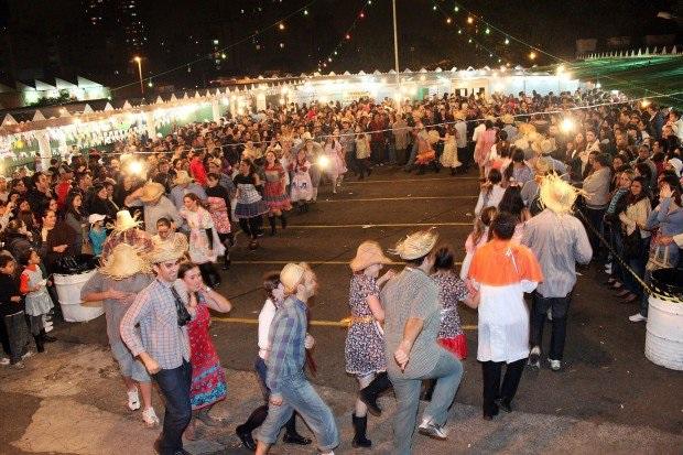 Festas Juninas 2016 Em São Paulo – leste