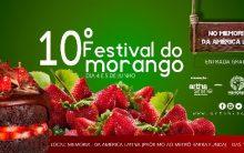 Festival do Morango Memorial America Latina – Programação
